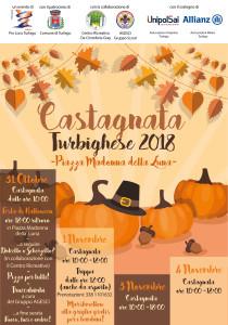 Castagnata Turbighese 2018